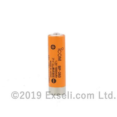 充電式電池(ニッケル水素)