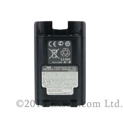 標準型リチウムイオン充電池