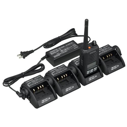 4連結対応充電台